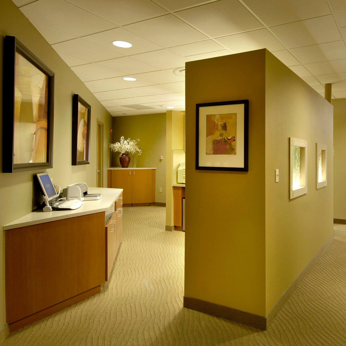 Creekview dental office