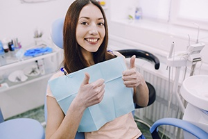 regular dental cleanings and checkups